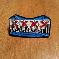 Chicago Executioner Excision Pin