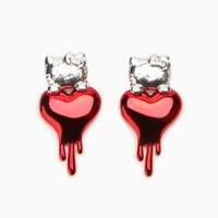 Onch x Hello Kitty Earrings: Drip