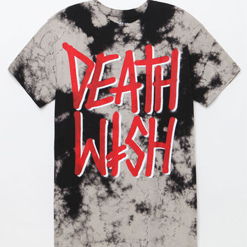 DEATHWISH Death Stack Washed T-Shirt at PacSun.com