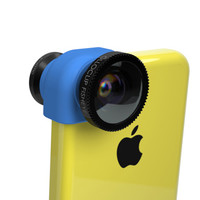 3-in-1 Lens for iPhone 5c