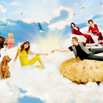 Pushing Daisies 11x14 TV Poster (2007)