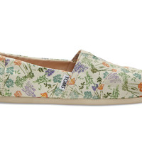 California Wildflower Print Women's Classics