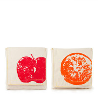 2 Pack/SNACK PACK Apple&Orange