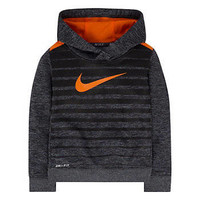 Toddler Boy Nike Therma Sublimated Side Stripe Pullover Hoodie