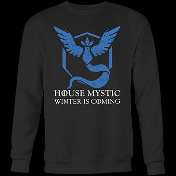 POKEMON HOUSE MYSTIC Sweatshirt T shirt - TL00620SW