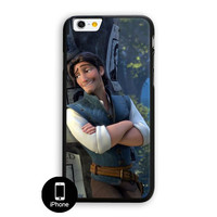 Tangled Flynn Rider Rapunzel iPhone 6 Case