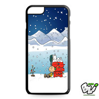 Charlie Brown Christmas iPhone 6 Plus Case | iPhone 6S Plus Case