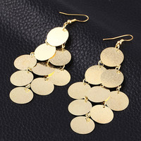 Club Tassels Earring Accessory Earrings [6044402753]
