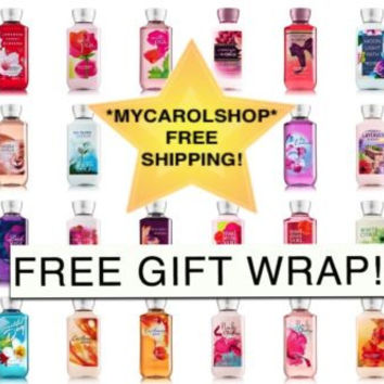 New Bath & Body Works 2 Pieces Gift Set - Pick Yours! Free Gift Bag and Ribbon!