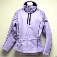 Womens Spyder Xtl 10,000 Thinsulate Snowboard Ski Jacket Coat Lavender 10 Purple