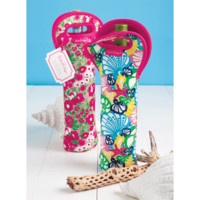 Lilly Pulitzer Wine Tote | Lifeguard Press