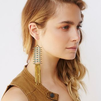Free People Tribe Ladder Earring