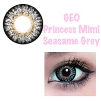 Geo Lens - Princess Mimi Seasame Grey (Bambi Series)