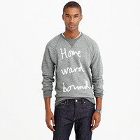 HUGO GUINNESS™ FOR J.CREW HOMEWARD BOUND SWEATSHIRT