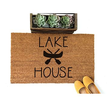 Lake House Doormat