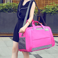 Women Nylon Luggage Bag Travel Must-have Shoulder Bag Crossbody Bag