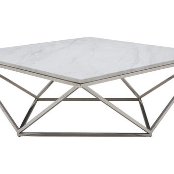 Jasmine Marble Coffee Table, Cocktail Table, Coffee Table Base