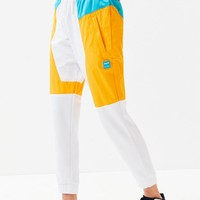 Reebok x Gigi Hadid White and Orange Track Pants | PacSun