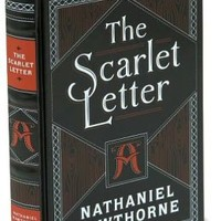 The Scarlet Letter (Barnes & Noble Leatherbound Classics Series)