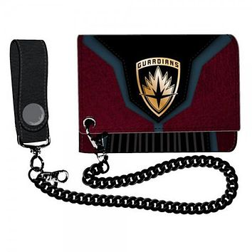 Marvel Guardians of the Galaxy Chain Wallet
