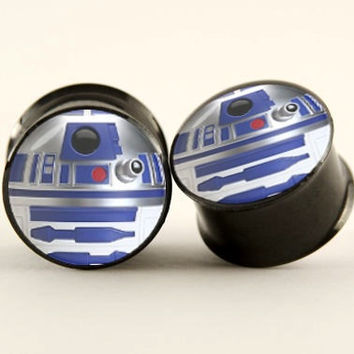 R2D2 Plugs by Plug-Club