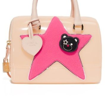 Candy DJ Cookie Small Satchel