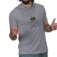 The Packrat Garage Credo T-shirt from Zazzle.com