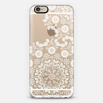 Hippie Boho Lace Mandala iPhone 6 case by Famenxt | Casetify
