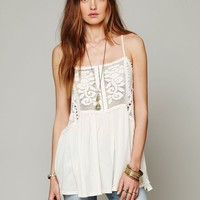 Free People FP X Greenhouse Rose Tank