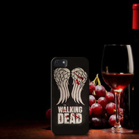 Design Custom Blood Wings Daryl Dixon The Walking Dead for Your Phone Device