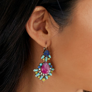 Positano Convertible Statement Earrings | Chloe + Isabel