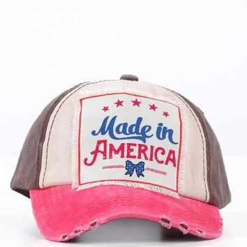 Made in America Hat