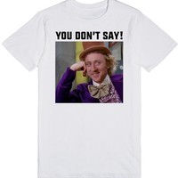 You Don't Say! | Willy Wonka & the Chocolate Factory