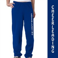 Cheerleader Fleece Sweatpants