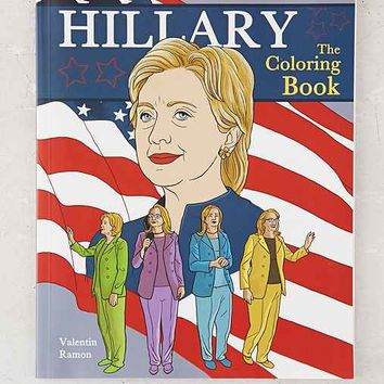 Hillary: The Coloring Book by Valentin Ramon