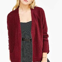 Silence + Noise Mona Zip-Up Cardigan