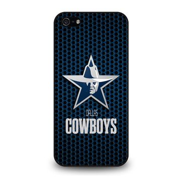 DALLAS COWBOYS NFL iPhone 5 / 5S / SE Case Cover