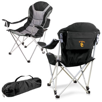 Reclining Camp Chair - USC Trojans