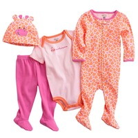 First Moments Giraffe Sleep & Play Set - Baby