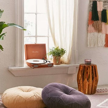 Moroccan Corduroy Pillow Pouf | Urban Outfitters