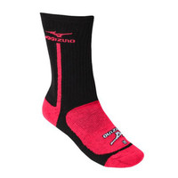 Socks | Mizuno 480115 Performance Highlighter Crew Socks