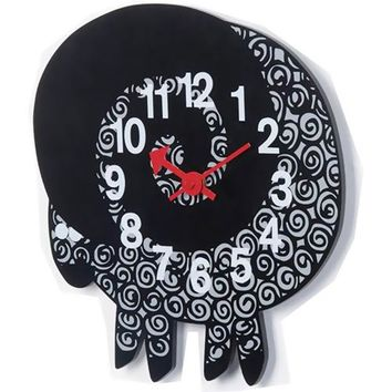 Control Brand G091105RAM George Nelson Zoo Timer Ram Wall Clock