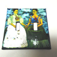 Frida Kahlo Switchplate Light Switch Plate Cover Day Of The Dead