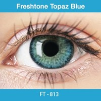 Premium Topaz Colored Contacts