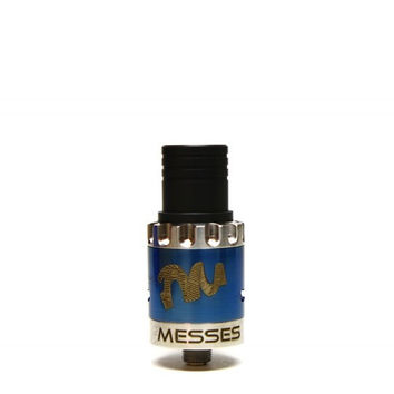 Twisted Messes RDA Clone (Blue & Silver AFC Ring Included)