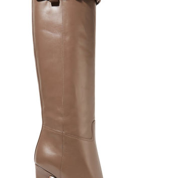 Leather boots | Valentino | US | THE OUTNET