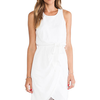Beautiful White Trina Turk Dress
