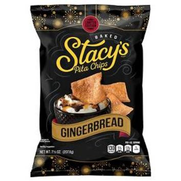 Stacy's Gingerbread Pita Chips 7.3 oz : Target