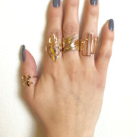 Super Abstract Rings Set