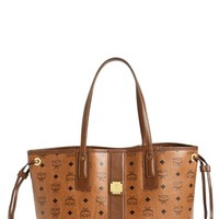 MCM 'Medium Liz' Reversible Shopper